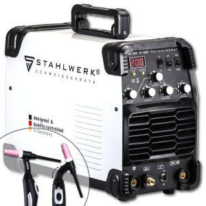 STAHLWERK AC/DC WIG 200 ST IGBT Puls Schweißgerät