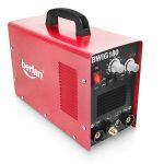 Berlan WIG/TIG Inverter Schweißgerät 180a - BWIG 180 WIG Schweißgerät Test