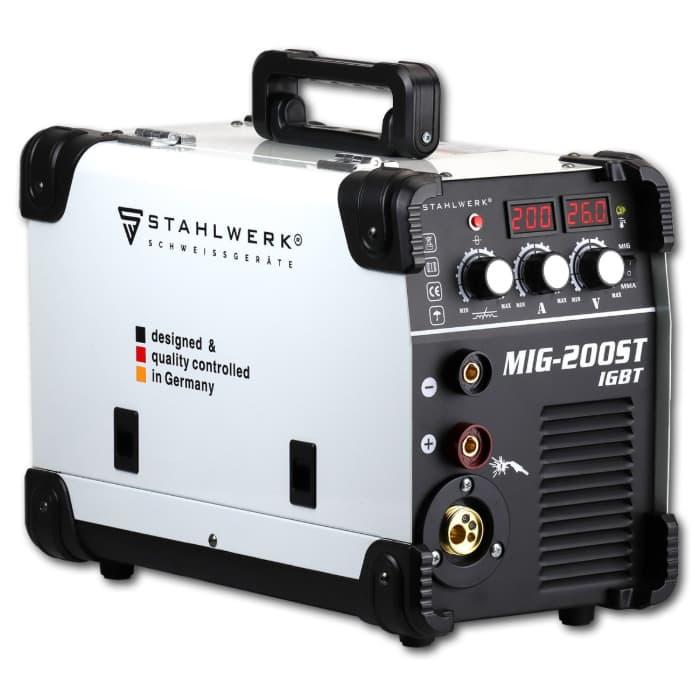 STAHLWERK MIG 200 ST IGBT 2