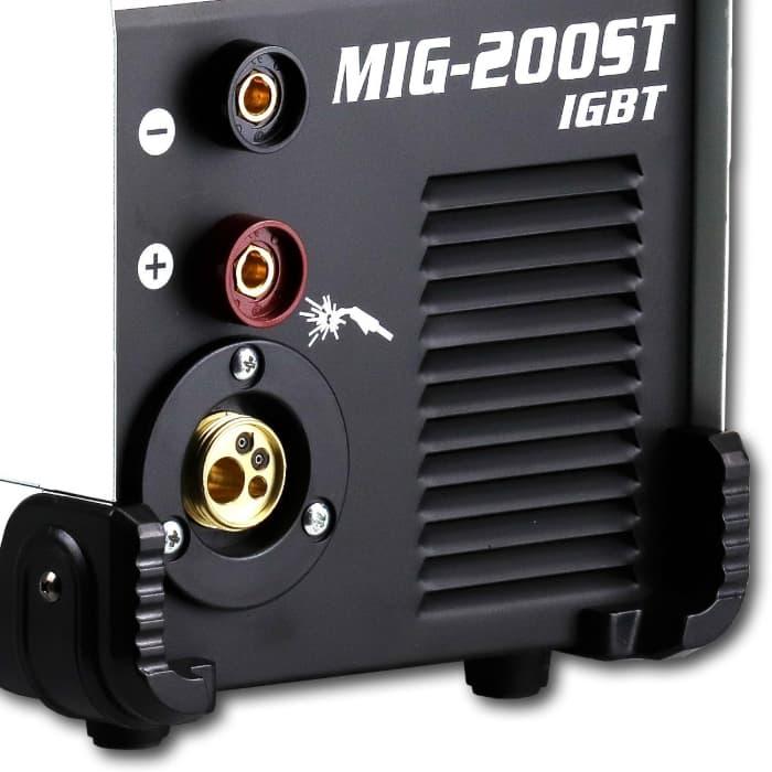 MIG 200 ST IGBT - MIG MAG Schutzgas Schweißgerät mit 200 Ampere