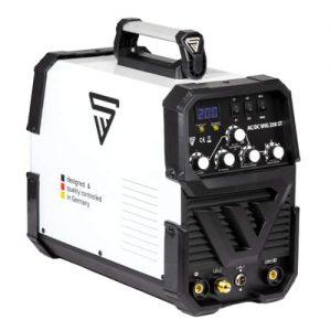 STAHLWERK DC WIG 200 ST IGBT - Kombi WIG Schweißgerät mit 200 Ampere