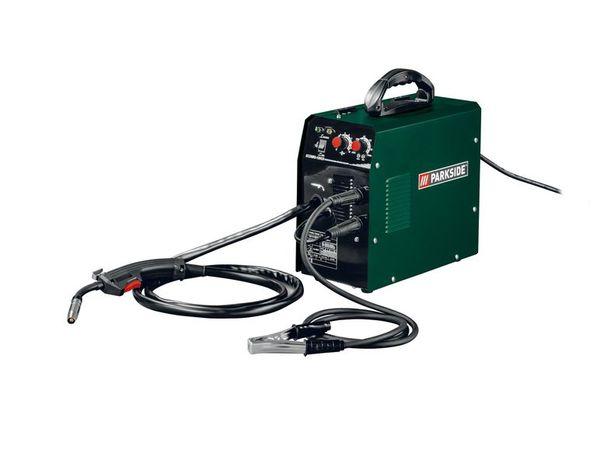 PARKSIDE® Schutzgas Schweißgerät PSGS 120 A1